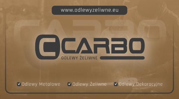 wizytówka Carbo tył